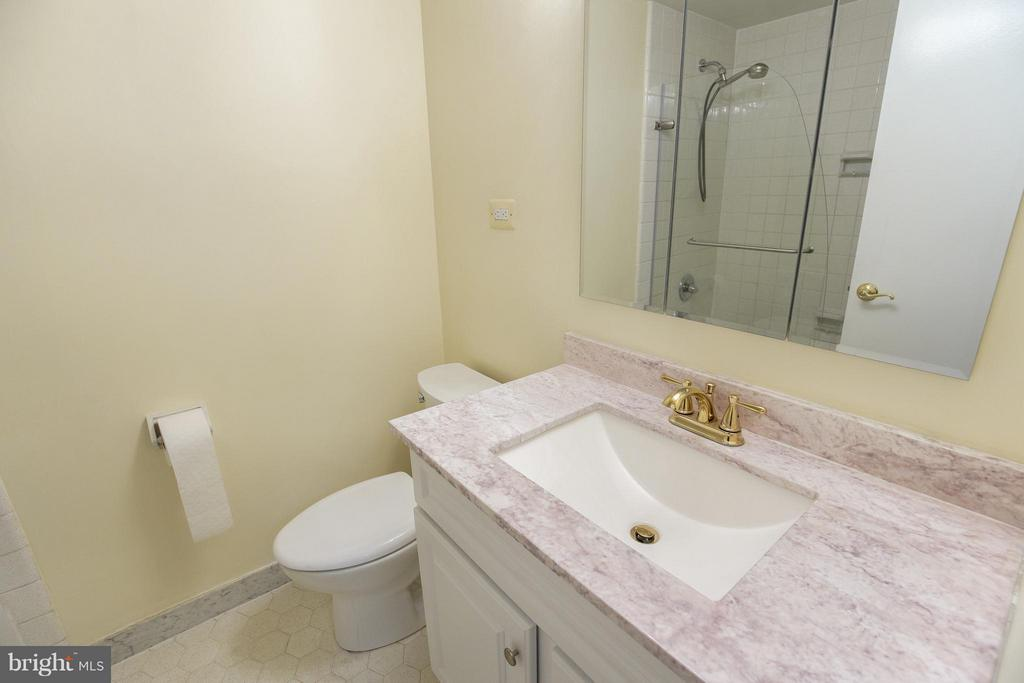 Owner's Bath - 2801 NEW MEXICO AVE NW #919, WASHINGTON