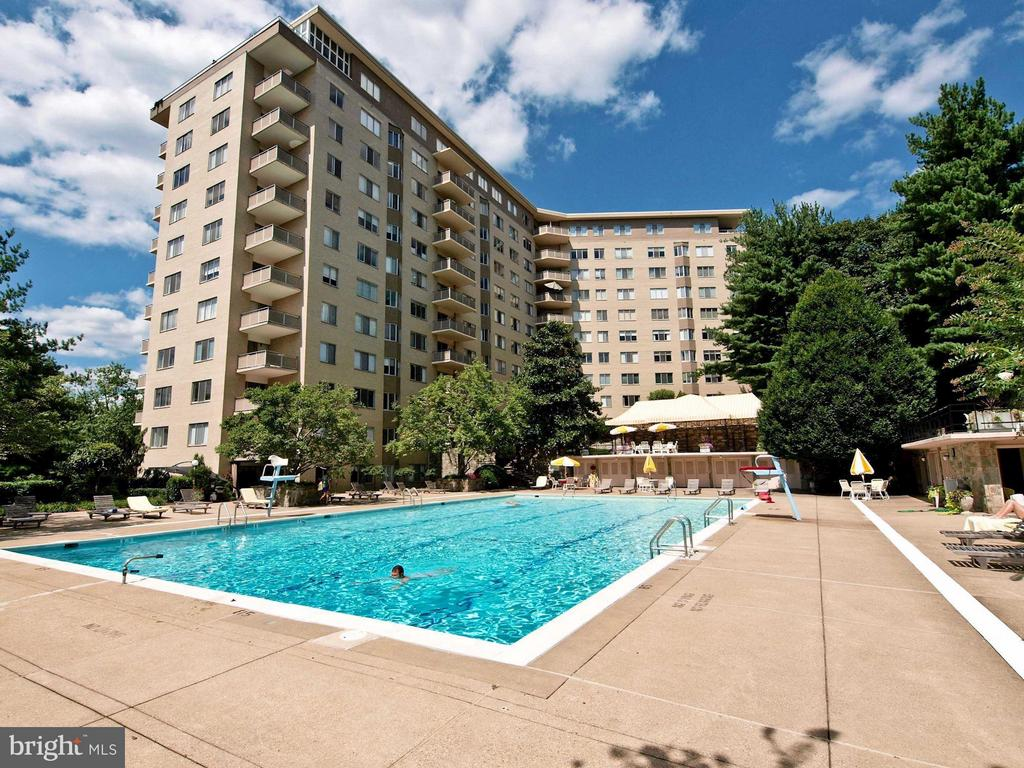 Summertime Fun at the Pool! - 2801 NEW MEXICO AVE NW #919, WASHINGTON