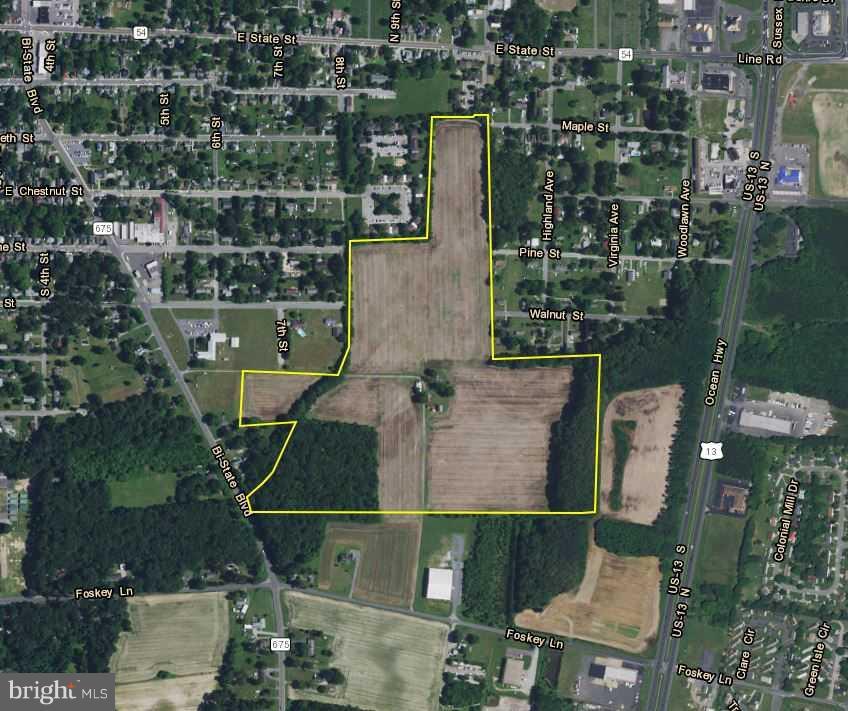 Land für Verkauf beim Delmar, Maryland 21875 Vereinigte Staaten