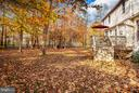 Beautiful wooded lot - 11708 S OXBOW CT, FREDERICKSBURG