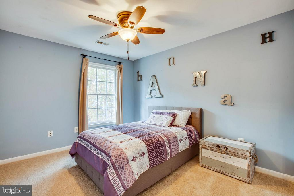 Bedroom #3 - 11708 S OXBOW CT, FREDERICKSBURG