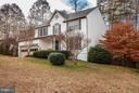 Nice landscaping - 11708 S OXBOW CT, FREDERICKSBURG