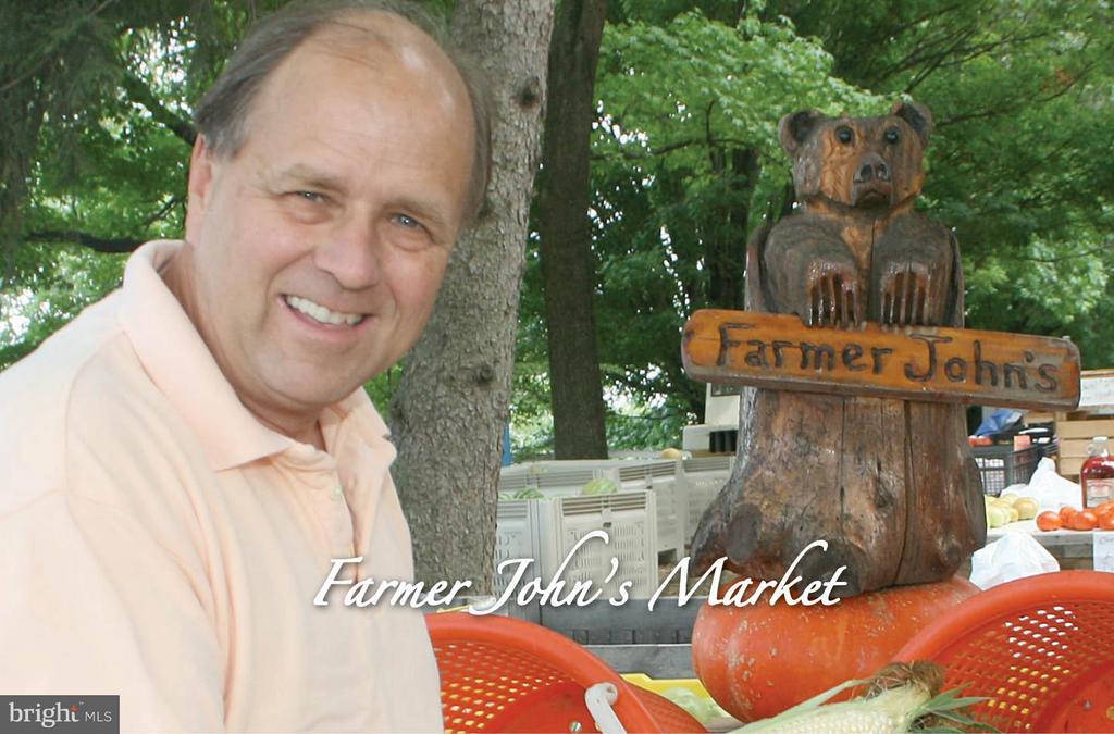 Farmer John's Market Just Down Route 15 - 16628 ELK RUN CT, LEESBURG