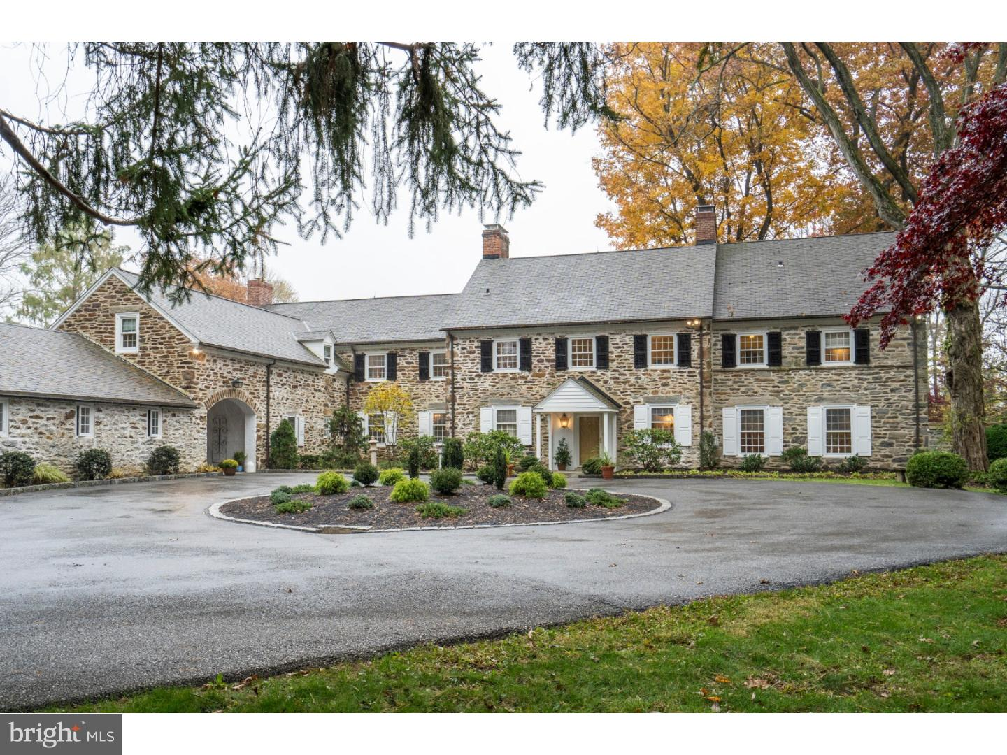 Single Family Homes for Sale at Media, Pennsylvania 19063 United States