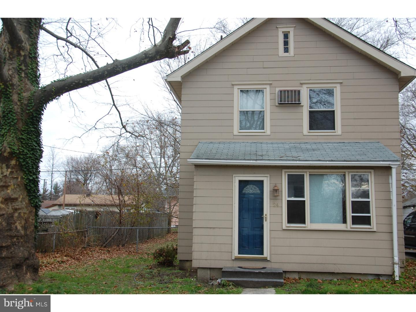 Single Family Home for Sale at 24 MONROE Street Deepwater, New Jersey 08023 United StatesMunicipality: Pennsville