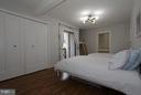 Lower level bedroom #3 - 19319 HARMONY CHURCH RD, LEESBURG