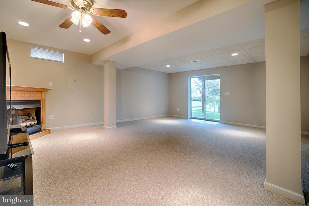 Walk out level with lots of natural light - 43189 CARDSTON PL, LEESBURG