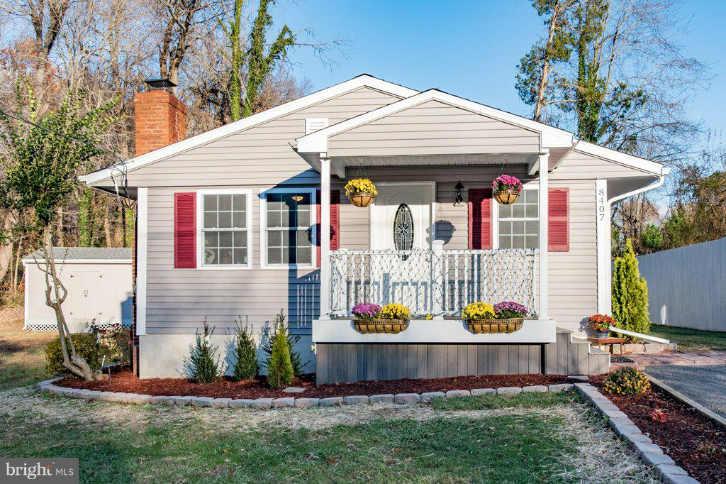 8407  WOODLAWN STREET 22309 - One of Alexandria Homes for Sale