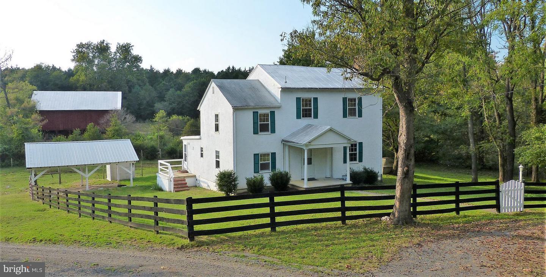 Single Family Homes للـ Sale في Front Royal, Virginia 22630 United States