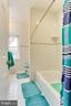 Bathroom #1 (top floor, unit 2) - 160 12TH ST SE, WASHINGTON