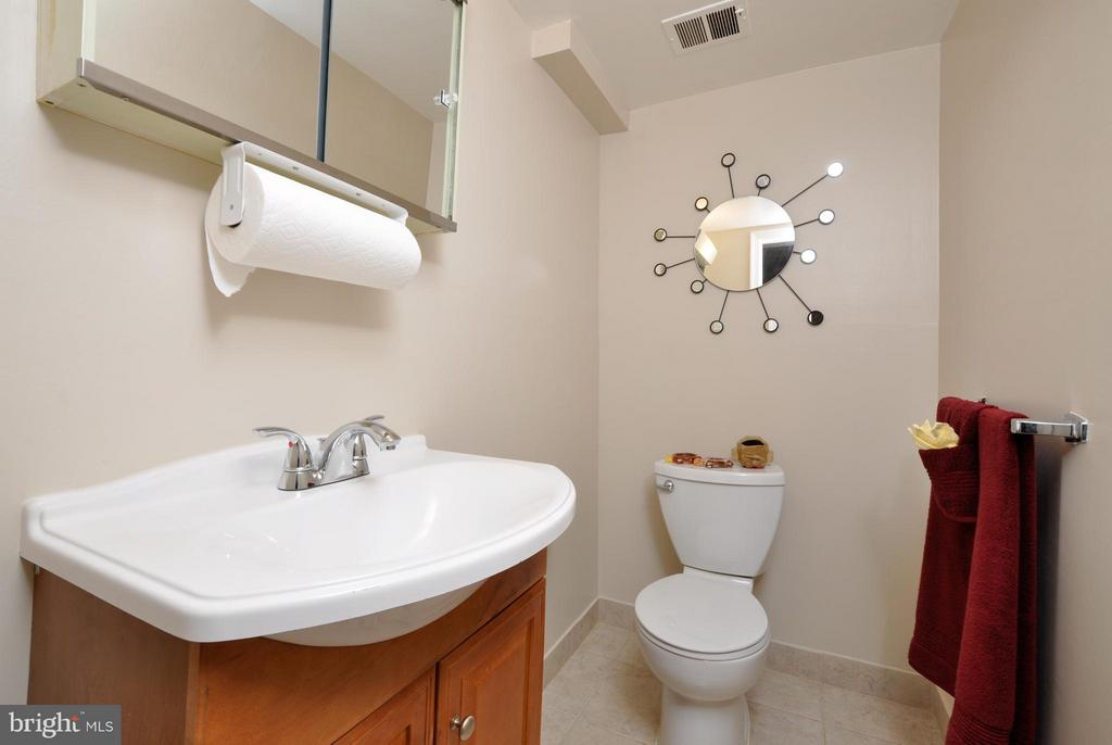 Basement Bathroom - 2800 HOGAN CT, FALLS CHURCH