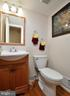 Main Entrance Bathroom - 2800 HOGAN CT, FALLS CHURCH