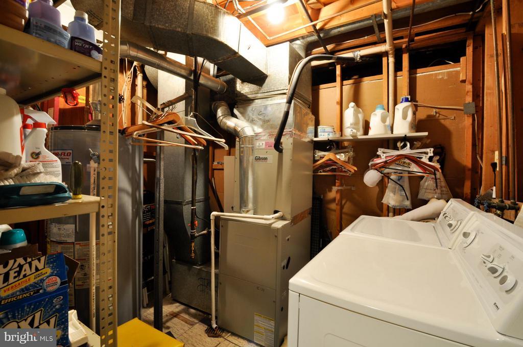 Laundry and Utility Room - 2800 HOGAN CT, FALLS CHURCH