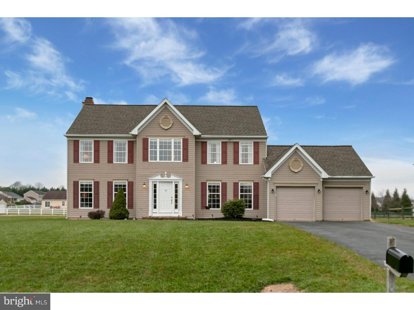 Photo of home for sale at 103 Fox Hunt Lane, Middletown DE