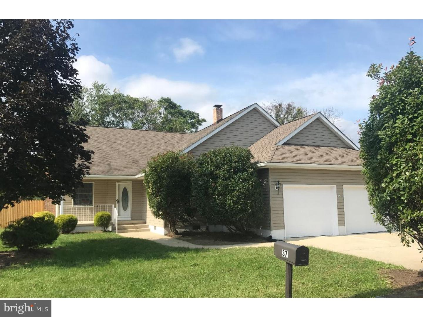 Single Family Home for Sale at 37 WRIGHT Street Penns Grove, New Jersey 08069 United States