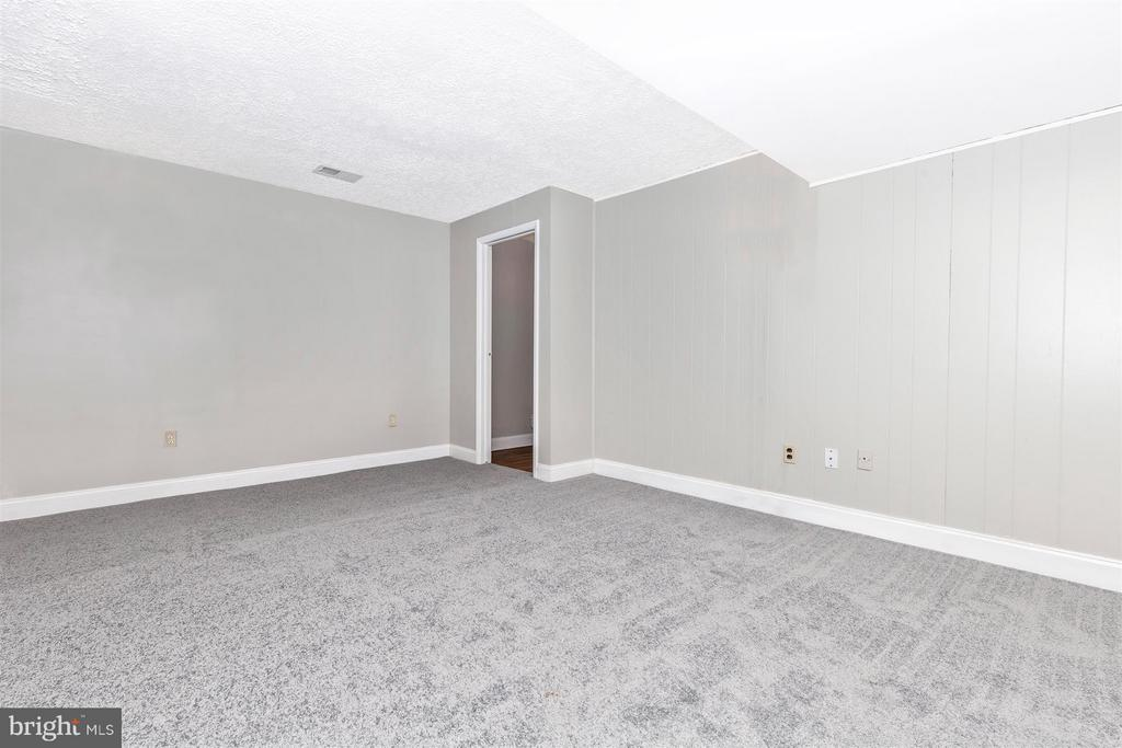 BONUS ROOM/STUDY - FULLY FINISHED BASEMENT - 19217 DEEP RUN CT, GERMANTOWN
