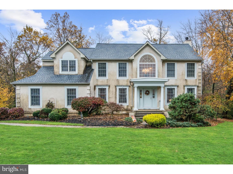 Частный односемейный дом для того Продажа на 457 FRANKLINVILLE Road Swedesboro, Нью-Джерси 08085 Соединенные Штаты