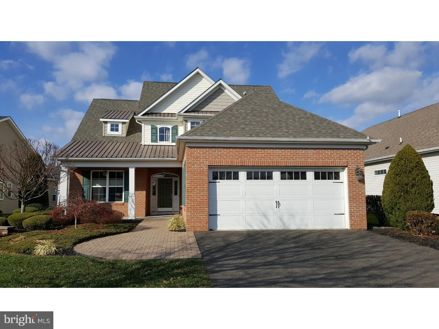 Single Family Home for Sale at 20 TUSCANY Drive West Windsor, New Jersey 08550 United StatesMunicipality: West Windsor Twp, West Windsor Twp