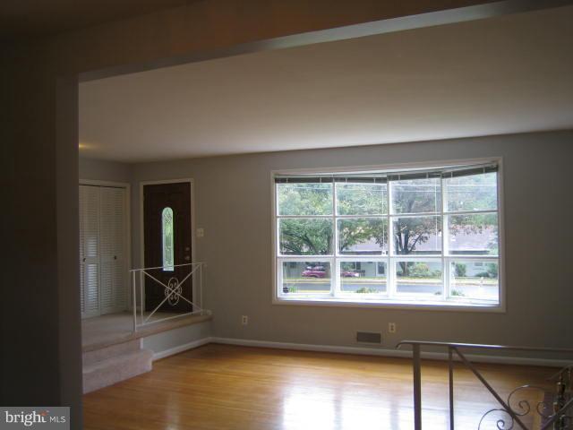 Living room--Bay window to street - 6131 BEACHWAY, FALLS CHURCH