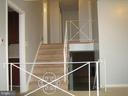 Stairs to upstairs or down - 6131 BEACHWAY, FALLS CHURCH