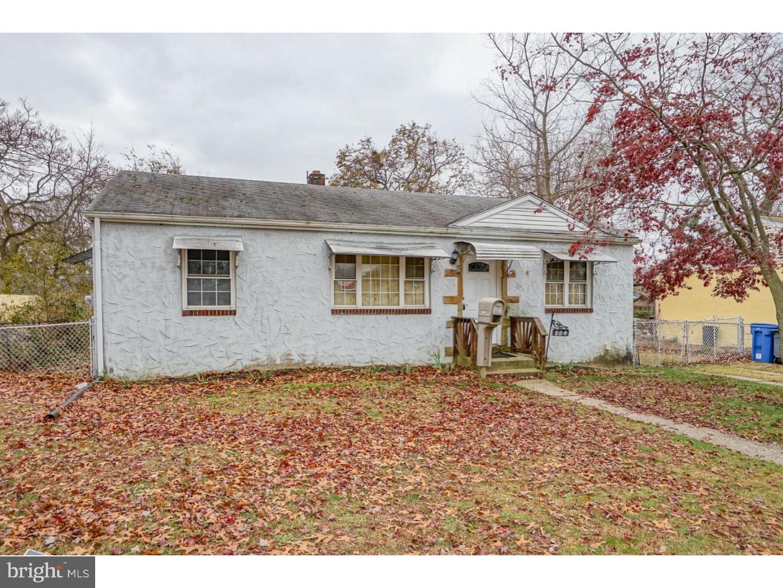Enfamiljshus för Försäljning vid 804 CROZIER Avenue National Park, New Jersey 08063 Förenta staternaI/Runt: National Park