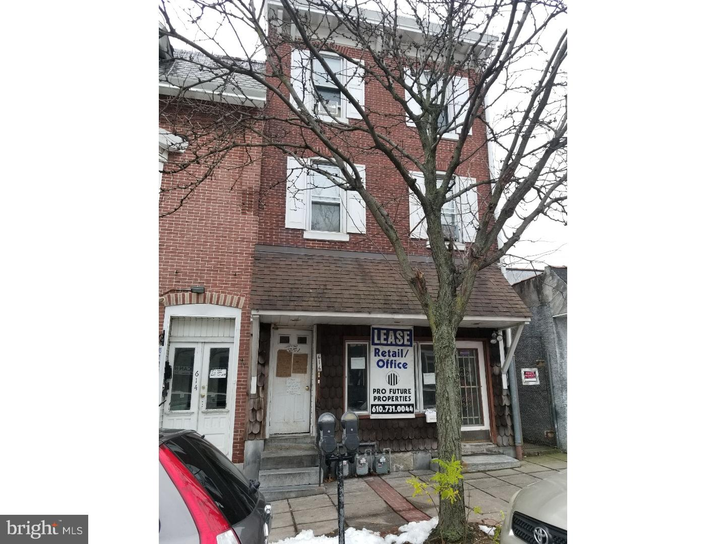 Property for Rent at 616 W MARSHALL Street Norristown, Pennsylvania 19401 United States