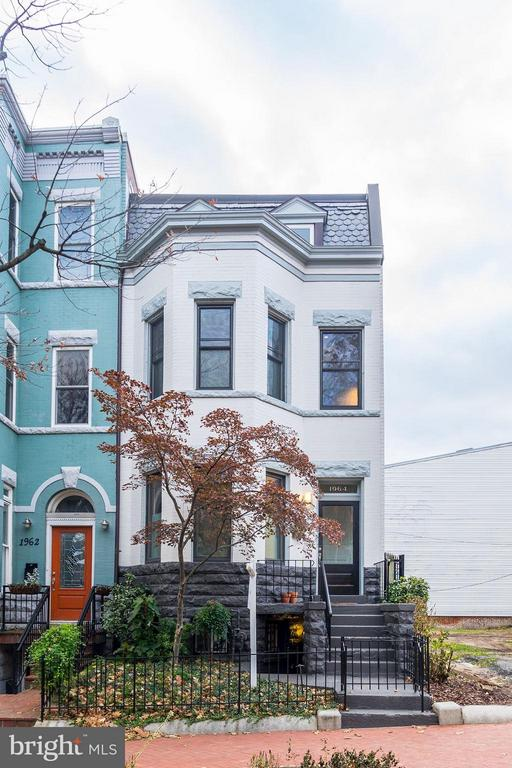 Located in the LeDroit Park Historic District - 1964 2ND ST NW, WASHINGTON
