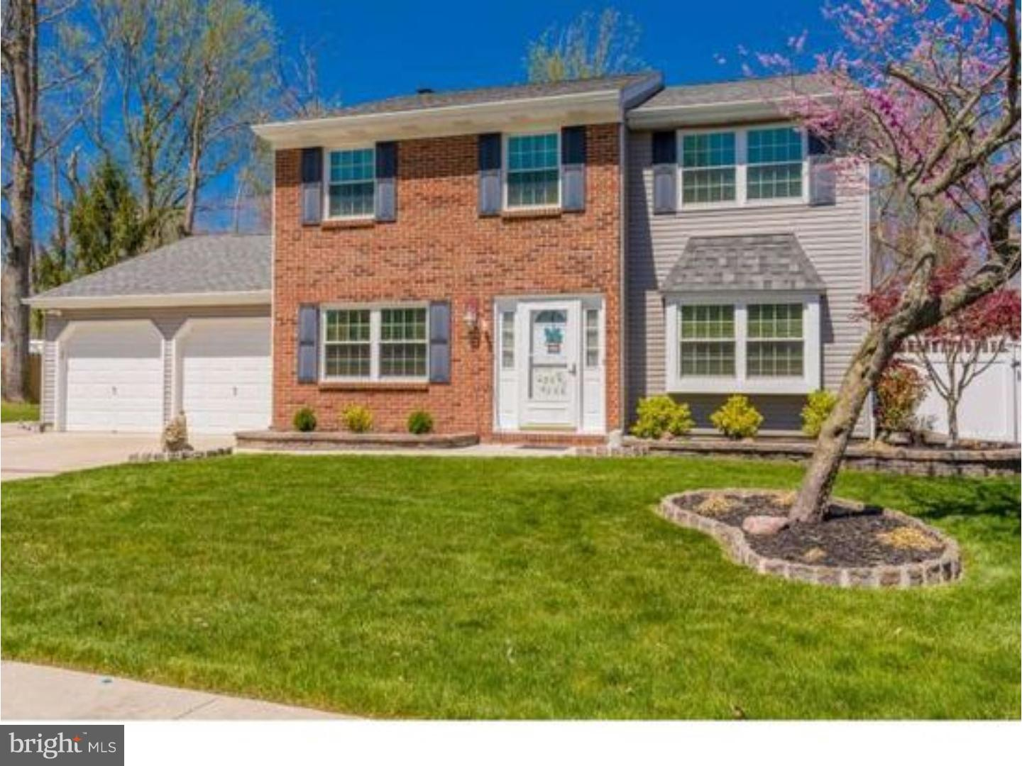Single Family Home for Sale at 10 PALOMINO Trail Turnersville, New Jersey 08080 United States