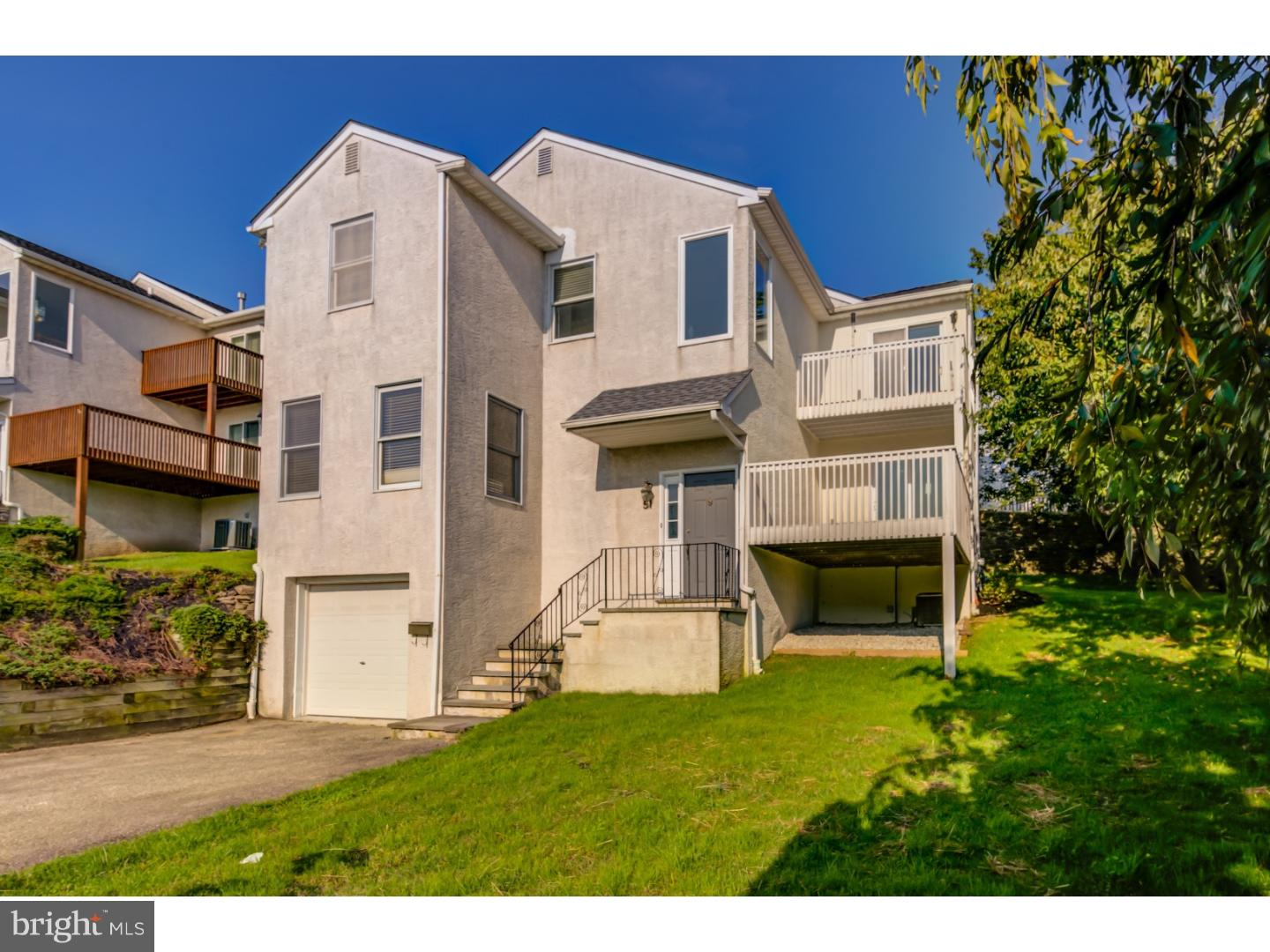 Photo of home for sale at 51 Rockland Avenue, Bala Cynwyd PA