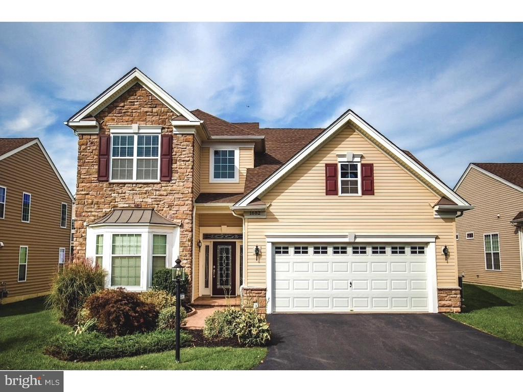 1682  COOLIDGE WAY, Yardley, Pennsylvania