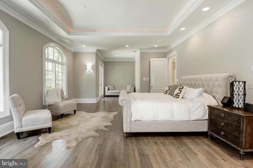 Bedroom (Master) - 701 GOULDMAN LN, GREAT FALLS