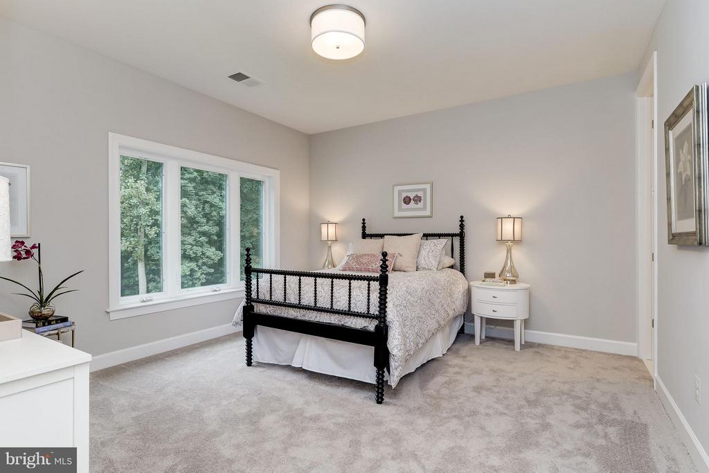 Bedroom - 2551 VALE RIDGE CT, OAKTON
