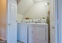 Washer & Dryer to Convey - 46869 RABBITRUN TER, STERLING