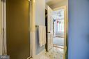 Upper level 2 Jack and Jill Bath - 814 CORNELL ST, FREDERICKSBURG