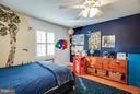 Bedroom 2 - 814 CORNELL ST, FREDERICKSBURG