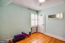 Bedroom 3 - 814 CORNELL ST, FREDERICKSBURG