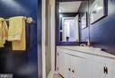 Full bathroom with bedroom 6 - 814 CORNELL ST, FREDERICKSBURG