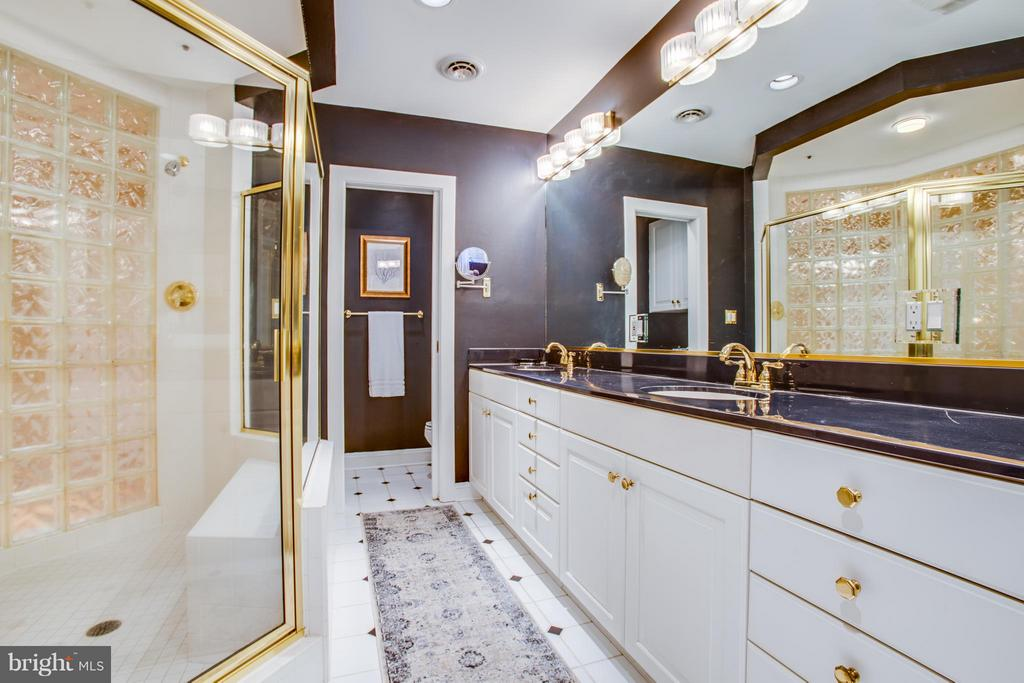 Master Bathroom - 717 KENMORE AVE, FREDERICKSBURG