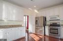 Kitchen - 7705 RIDGEPARK CT, SPRINGFIELD