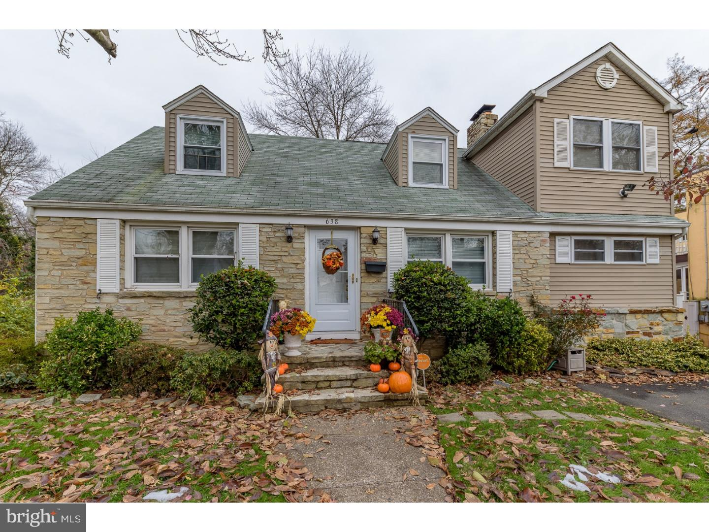 Частный односемейный дом для того Продажа на 638 LATONA Avenue Ewing Township, Нью-Джерси 08618 Соединенные ШтатыВ/Около: Ewing Township