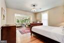 Master Bedroom - 3822 LIVINGSTON ST NW, WASHINGTON