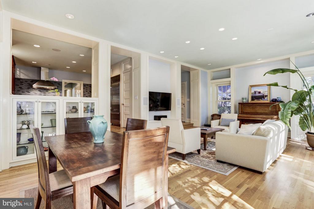 Cozy open lifestyle space - 3822 LIVINGSTON ST NW, WASHINGTON