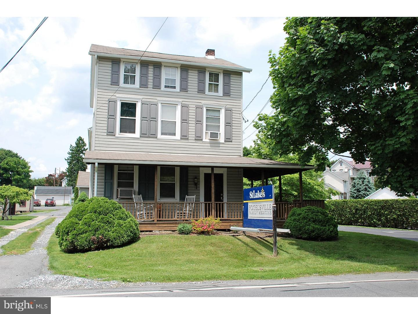 Multi Family for Sale at Fogelsville, Pennsylvania 18051 United States