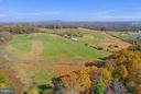 147.7 acres - View from Evans Pond Rd. - 43660 SPINKS FERRY RD, LEESBURG