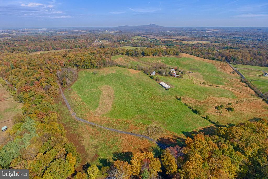 147.7 acres of Rolling Pasture and Hardwoods - 43660 SPINKS FERRY RD, LEESBURG