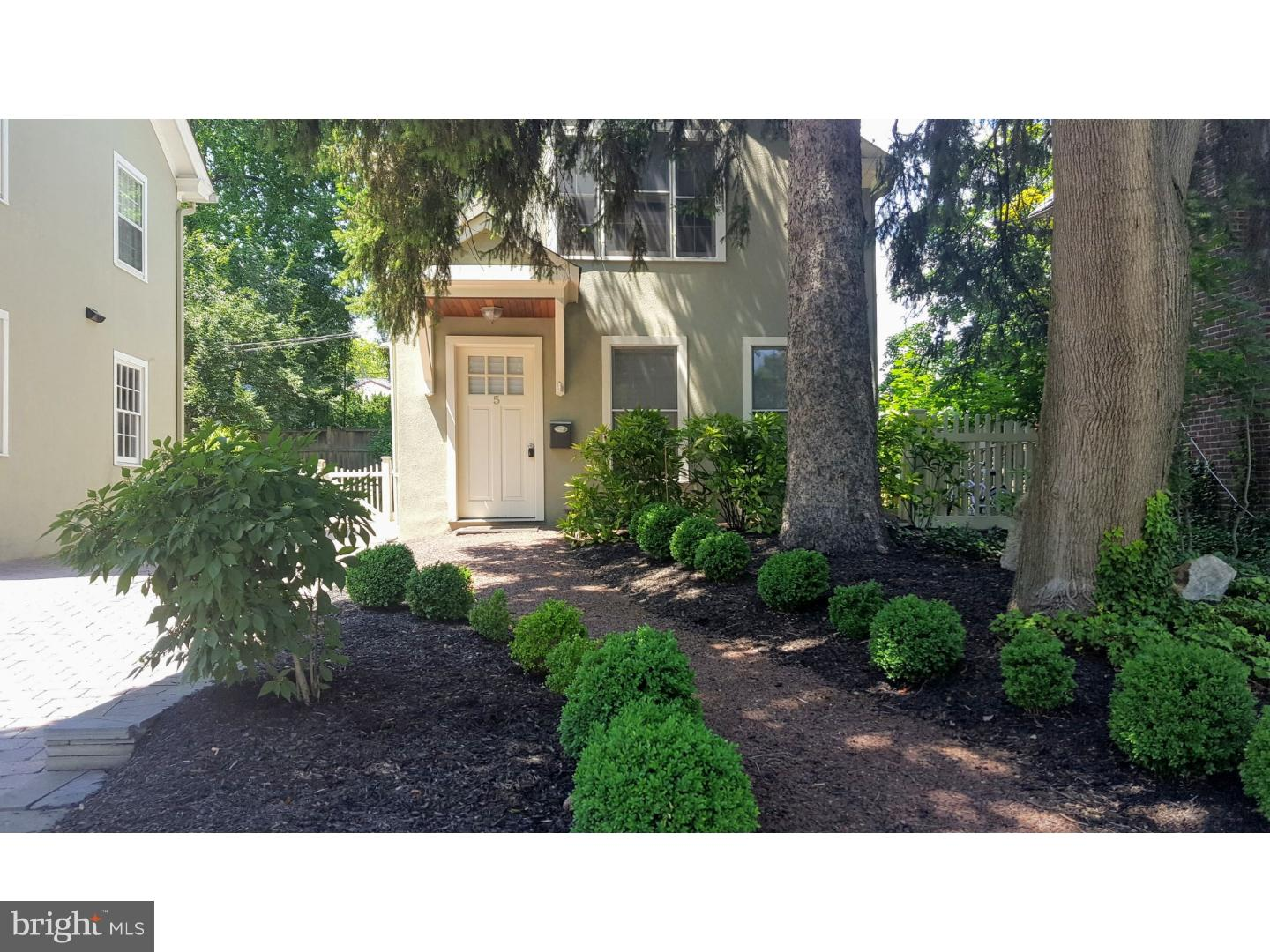 Property for Rent at 5 SERGEANT Street Princeton, New Jersey 08540 United States