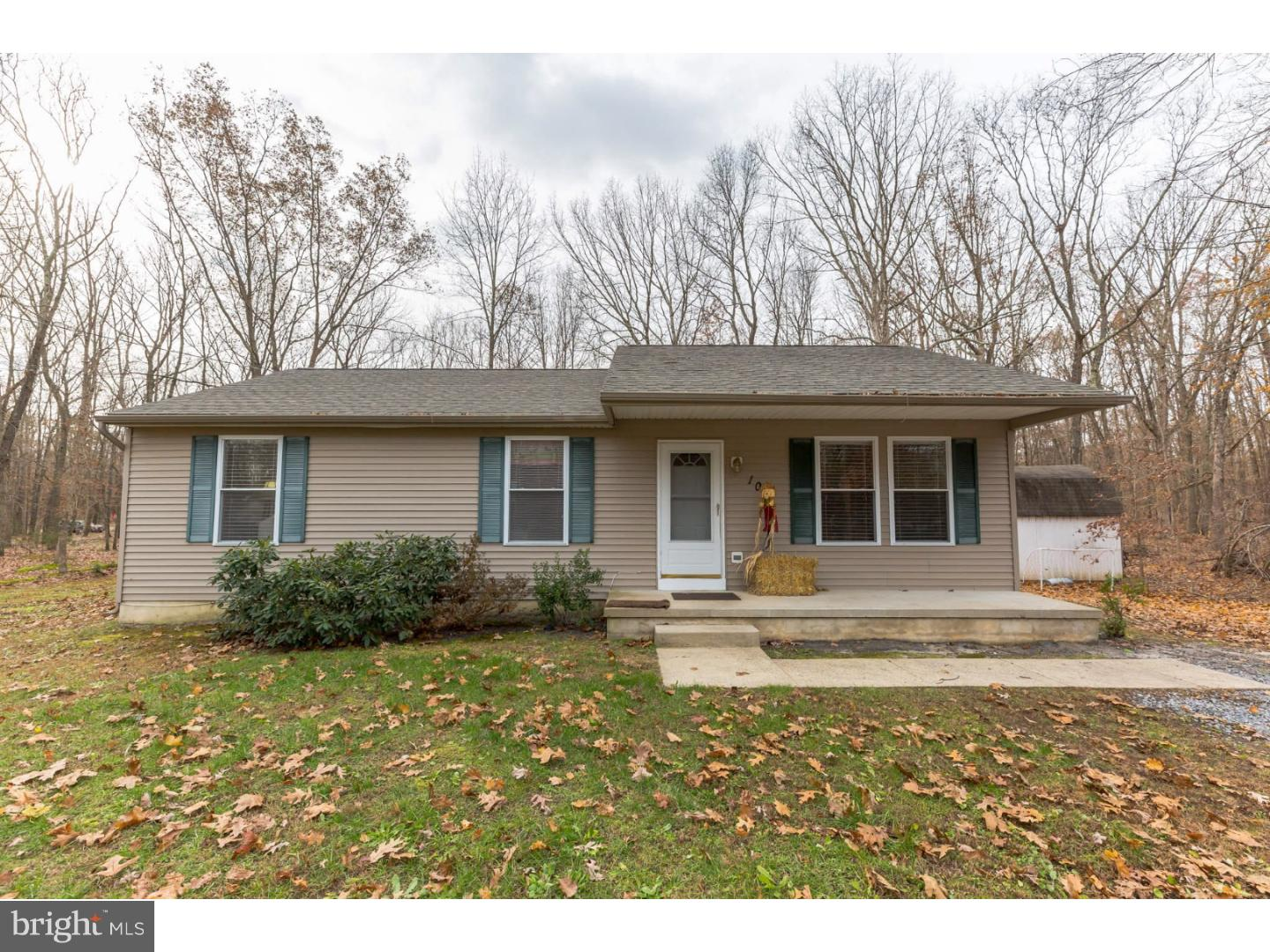 Single Family Home for Sale at 107 WASHINGTON Avenue Chesilhurst, New Jersey 08089 United States