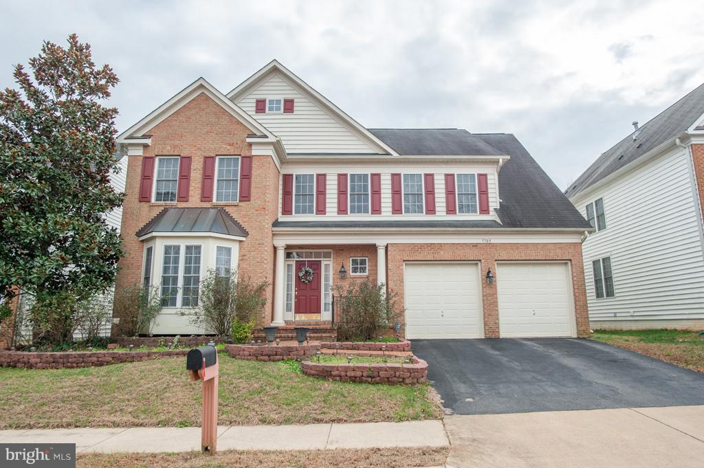 One of West Springfield 4 Bedroom Homes for Sale at 7705  RIDGEPARK COURT