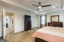 Master Bedroom - 17137 SEA SKIFF WAY, DUMFRIES
