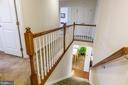 Upstairs Hallway - 17137 SEA SKIFF WAY, DUMFRIES